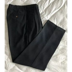 TOMMY BAHAMA Men's Black Tencel Pants 33 x 32 EUC
